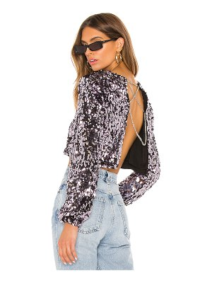 h:ours melrose top