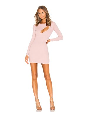 h:ours taylor cut out dress