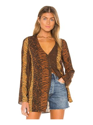 House of Harlow 1960 x revolve amal top
