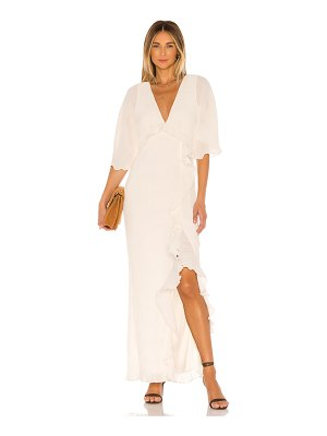 House of Harlow 1960 x revolve anabelle maxi dress