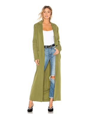 House of Harlow 1960 x REVOLVE Cheryl Maxi Coat
