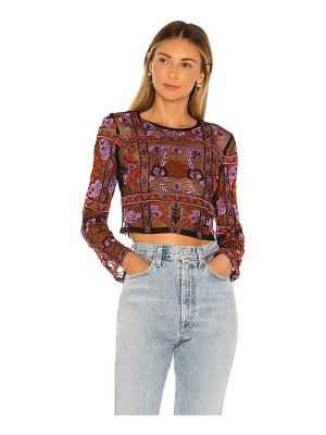 House of Harlow 1960 x revolve denise top