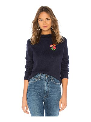 House of Harlow 1960 x revolve floral embroidered sweater