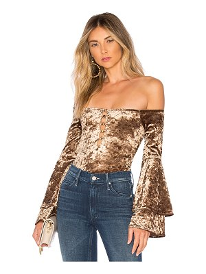 House of Harlow 1960 x revolve gianna bodysuit