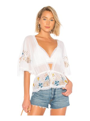 House of Harlow 1960 x REVOLVE Josette Top