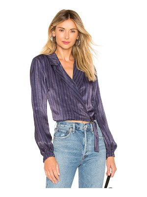 House of Harlow 1960 x REVOLVE Marcia Blouse