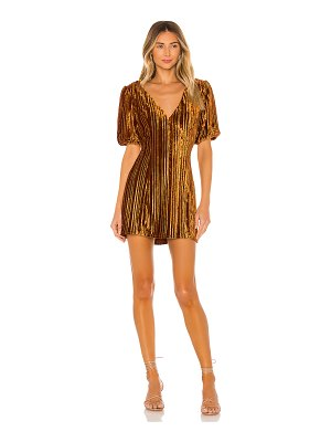 House of Harlow 1960 x revolve maritza mini dress