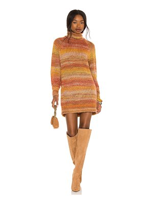 House of Harlow 1960 x revolve mazzy cowl neck dress