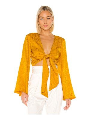 House of Harlow 1960 x revolve selena top