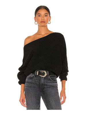 House of Harlow 1960 x revolve winifred wide neck sweater