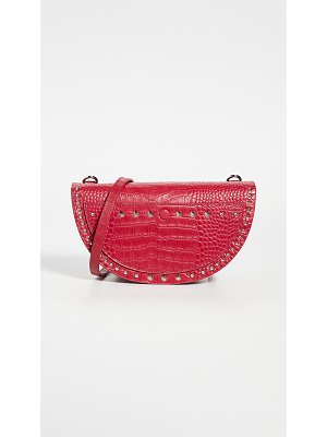 HOUSE OF HOLLAND half moon crossbody