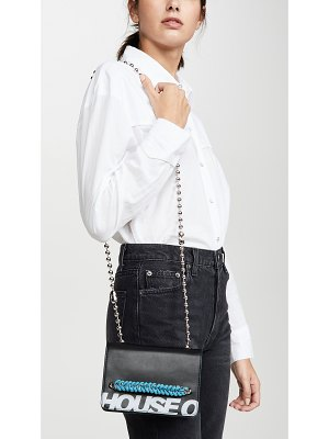 HOUSE OF HOLLAND hoh crossbody bag