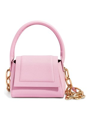 House of Want we are chic vegan leather top handle crossbody