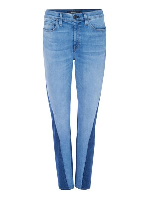 Hudson barbara high-waist super skinny ankle jeans