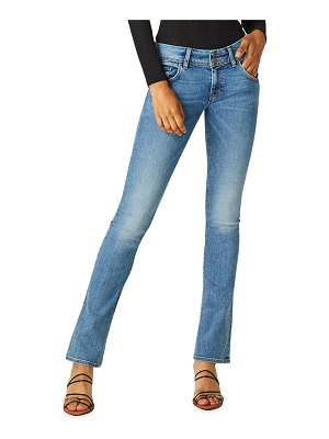Hudson Beth Mid-Rise Baby Boot-Cut Jeans