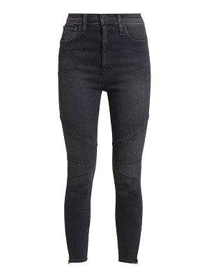 Hudson centerfold extreme high-rise skinny jeans