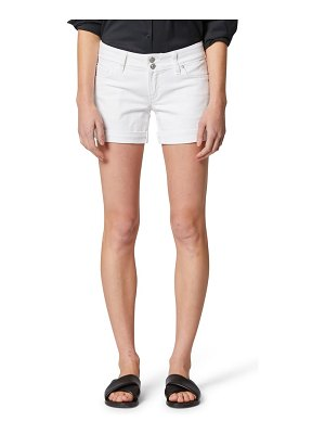Hudson croxley cuff denim shorts