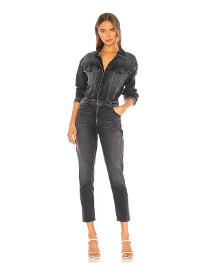 Hudson fitted jumpsuit. - size l (also