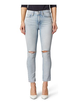 Hudson holly high waist ankle skinny jeans