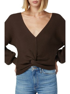 Hudson hudson knotted cotton sweater