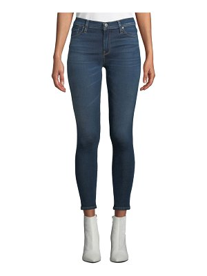 Hudson Nico Mid-Rise Super Skinny Ankle Jeans