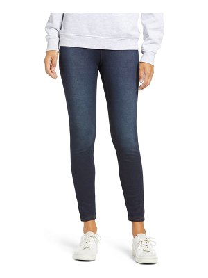 Hue high waist winter denim leggings