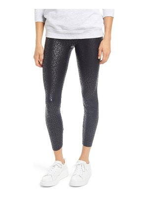Hue weightless high waist print leggings