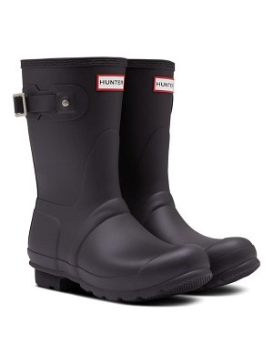 Hunter original insulated short waterproof rain boot