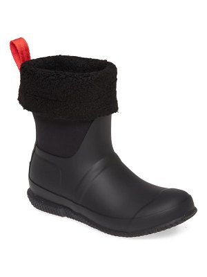Hunter original insulated slipper boot