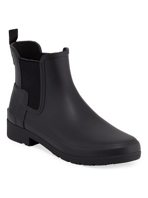 Hunter Original Refined Chelsea Rain Boots