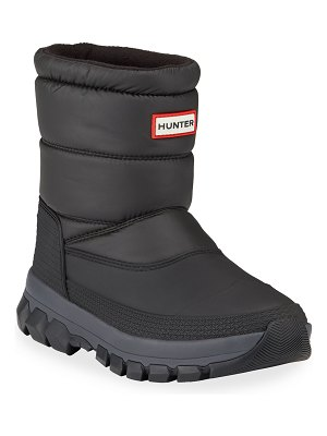 Hunter Original Snow Short Boots