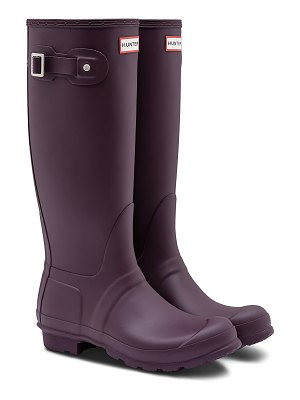 Hunter original tall waterproof rain boot