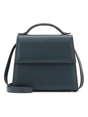 Hunting Season the top handle small leather tote