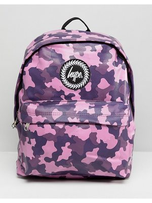 Hype COLORFUL Camo Backpack