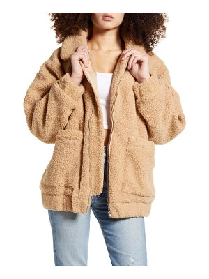 I.AM.GIA i.am. gia pixie faux shearling jacket