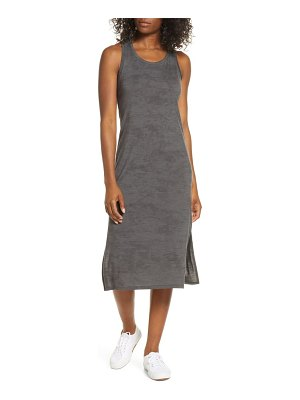 ICEBREAKER yanni cool-lite(tm) midi tank dress