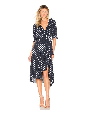 ICONS The Cha Cha Wrap Dress