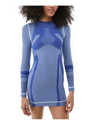 IETS FRANS seamless long sleeve body-con dress