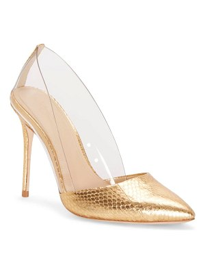 Imagine by Vince Camuto ossie clear pump