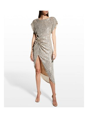 In The Mood For Love Bercot Sequined Cocktail Dress