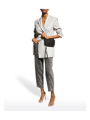 In The Mood For Love Bonnie Wool Double-Breasted Jacket