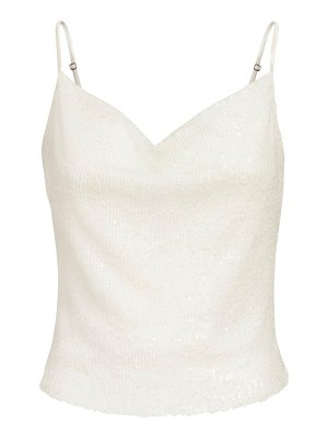 In The Mood For Love Lei satin top