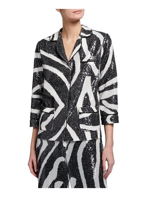 In The Mood For Love Wiona Glitter Jacket