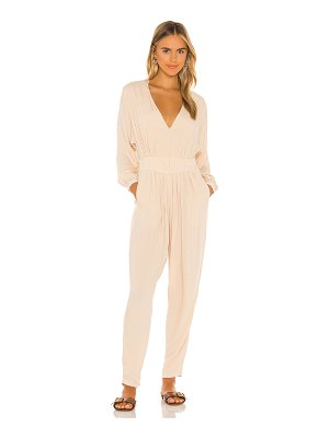 Indah gianyar pleated jumpsuit