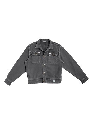 GUESS JEANS U.S.A.X INFINITE ARCHIVES Ia ls cotton worker jacket
