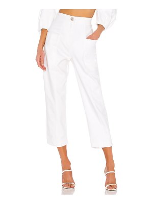IORANE supper cotton trousers
