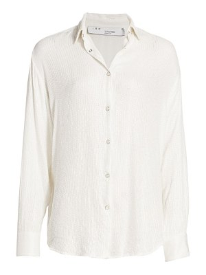 IRO zuko sequin shirt