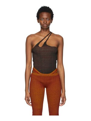 Isa Boulder black catapult bodysuit