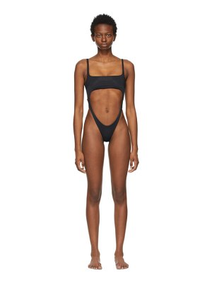 Isa Boulder cut-out one-piece swimsuit