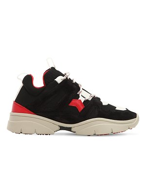 Isabel Marant 30mm kindsay suede sneakers